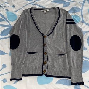 Forever 21 Button Up Cardigan